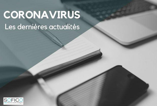 Coronavirus : les dernières actualités | MAJ le 06 avril 2020