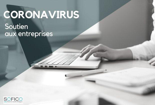 Coronavirus : soutien aux entreprises (mise à jour régulière du gouvernement)   20 mars 2020