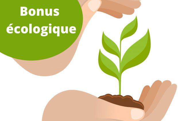 Bonus écologique  / 11 juin 2021
