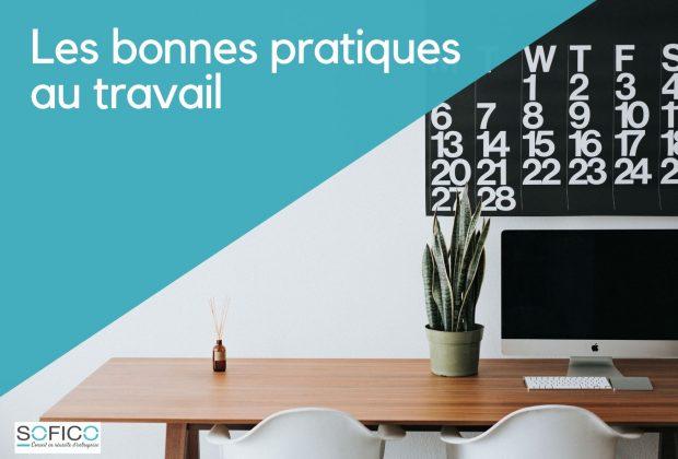 Covid-19 : Les bonnes pratiques au travail | 23 octobre 2020