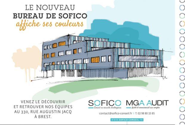 Le nouveau bureau de SOFICO affiche ses couleurs
